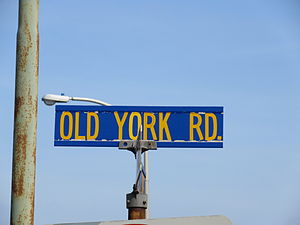 Old York Road - Image: Cheltenhamtownship 04