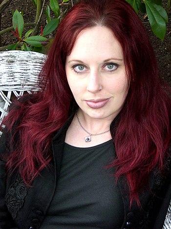English: Cherie Priest author photo