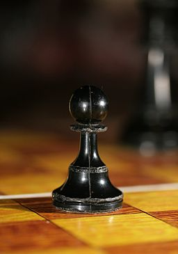 Chess pawn 0968