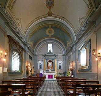 Santa Chiara (Pisa) - Interior