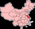Giang Tô trong Trung Quốc