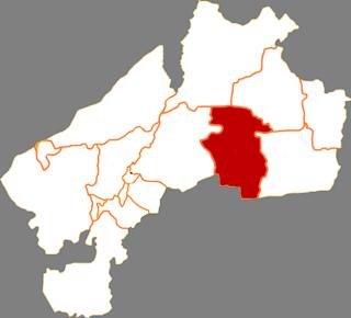 Yian County County in Heilongjiang, Peoples Republic of China