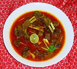 Chiniot - Chiniot-style 'Kunna Gosht'