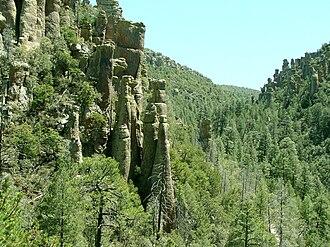 Gila Valley (Graham County) - Image: Chiricahua nima 3