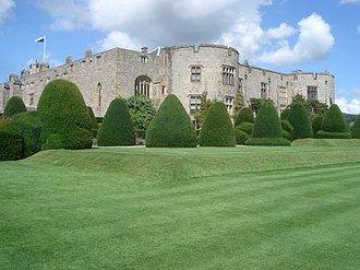 Chirk - Image: Chirk Castle geograph.org.uk 543919