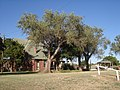 Chisholm Trail Museum - Governor Seay Mansion - 1892 Queen Anne Victorian Home, Kingfisher, OK USA - panoramio (3).jpg