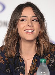 Image Result For Chloe Bennet Wikipedia