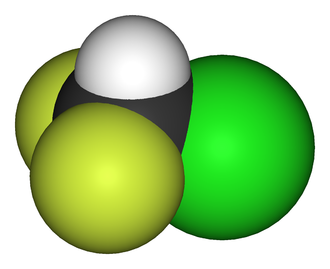Trihalomethane - Chlorodifluoromethane