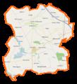 Choceń (gmina) location map.png