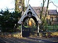 Christ Church, Charnock Richard, Lychgate - geograph.org.uk - 611171.jpg
