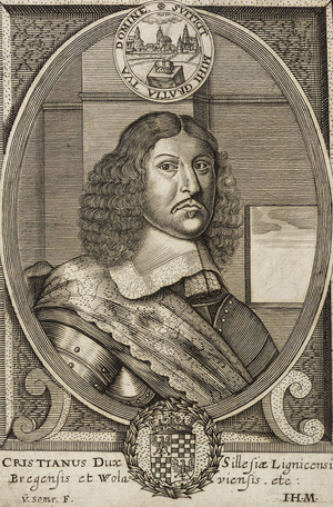 Christian, Duke of Brieg - Christian, Duke of Brieg.