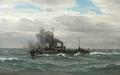 Christian Benjamin Olsen - Torpedobåden Delfinen.png