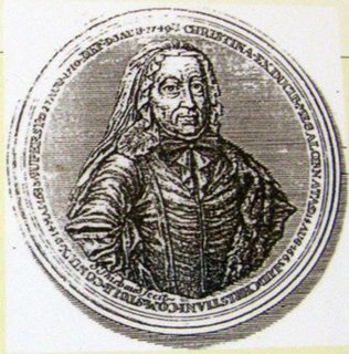 Christine of Mecklenburg-Güstrow Countess consort of Stolberg-Gedern