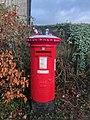 Christmas Crochet Santa's Post Box, Inverkip 3.jpg