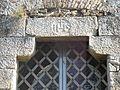 Christogram at a Gate of Palaio Frourio in Corfu.jpg