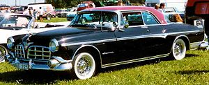 Imperial (automobile) - 1955 Imperial Newport