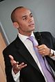 Chuka at Lambeth College.JPG
