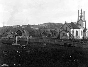 Sydvaranger - Kirkenes in 1928