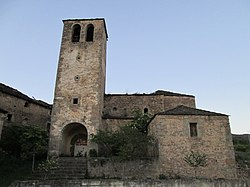 Church of Gillué, Aragon.JPG