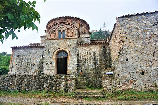Church of Saints Theodores at Mystras
