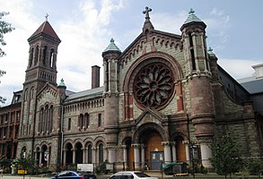 Church of St. Luke and St. Matthew (Brooklyn, New York)