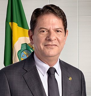 Cid Gomes Brazilian engineer and politician