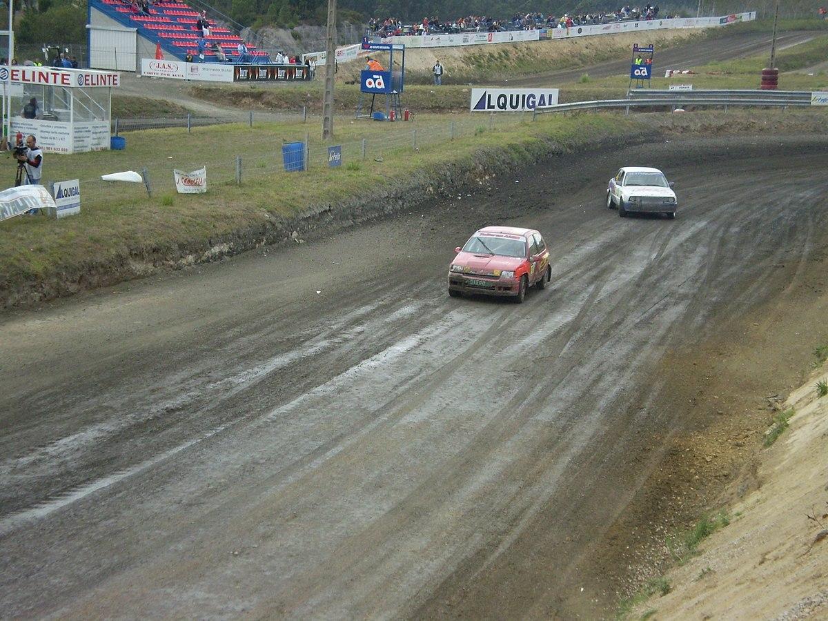 Circuito Galicia : Circuíto de autocross arteixo wikipedia a