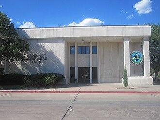 Garden City, Kansas - Garden City Administrative Center (2010)