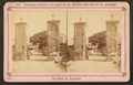 City gates. St. Augustine, Florida, from Robert N. Dennis collection of stereoscopic views.png