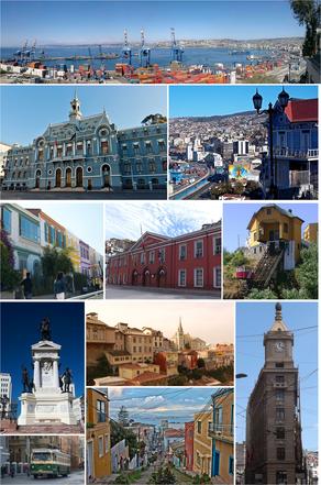 Valparaíso – Reiseführer auf Wikivoyage