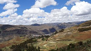 Miraflores District, Huamalíes - Miraflores