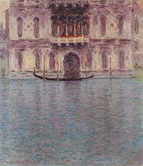 The Palazzo Contarini, Venice