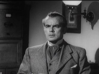 Clifford Evans (actor) - Image: Clifford Evans
