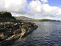 Cliffs at Kilcrohane Quay - geograph.org.uk - 14866.jpg