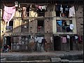 Clothes, Doors, windows, few families and.... One Rusty Building - Flickr - Sukanto Debnath.jpg
