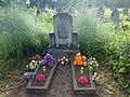 Cmentarsz w Konweliszkach ( KONWELISZKI) - panoramio.jpg