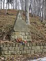 Cmentarz z I wojny światowej na wzgórzu Pustki (Łużna) 9.JPG