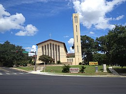 Co-Cathedral of Saint Thomas More, Tallahassee.JPG