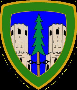 Alpine Brigade Cadore - Coat of Arms of the Alpine Brigade Cadore