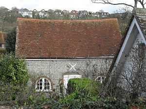 Ovingdean Rectory - Coach house at Ovingdean Rectory