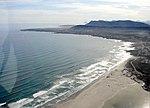 Coastline of Hermanus and Grotto Beach (South Africa).jpg