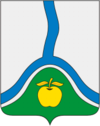 Coat of Arms of Rossosh (Voronezh oblast).png