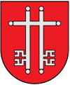 Coat of arms of Žagarė.svg