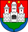 Coat of arms of Komārno