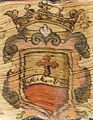 Coat of arms of the Banco della Santissima Annunziata, Naples (1587-1794).jpg