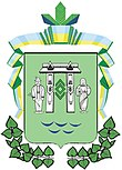 Coats of arms of Vizhnickij district.jpg