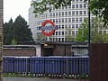 Cockfosters station sign - geograph.org.uk - 1078780.jpg