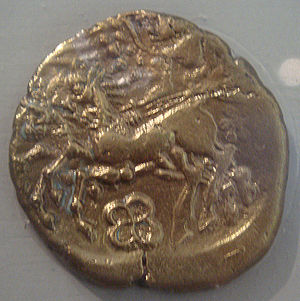 Pictones - Coin of the Pictones.