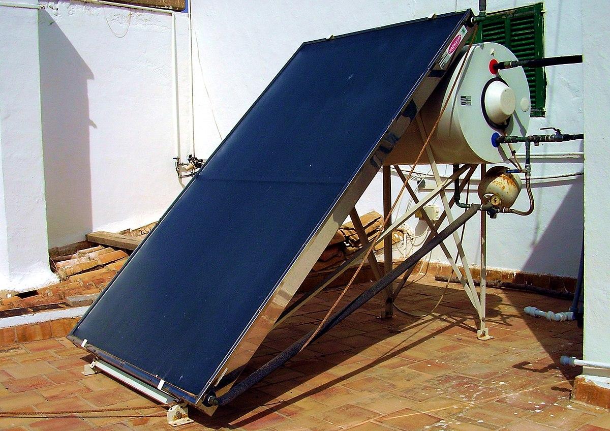Colector Solar Wikipedia