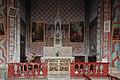 Collégiale St. Vincent à Montréal (Aude)-Autel de la Chapelle du Purgatoire.jpg